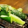 串ザンマイ - 料理写真:もろきゅうアップその2