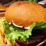 クアアイナ - ☆ハンバーガー☆
