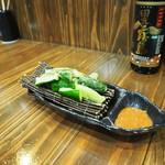 串ザンマイ - もろきゅう