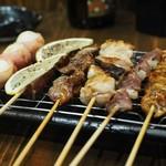 串ザンマイ - 串盛り(6本)