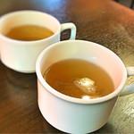 隠れスパ三世 - スープはセルフで飲み放題