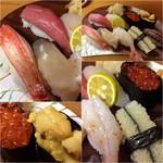鮨旨小屋 - 料理写真:特上寿司2,500円
