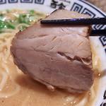 ラーメンZikon - たまり醤油の極み煮干しそば・平打ちVer(750円)