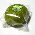 汐沢製菓 - 名物 やきもち 汐沢製菓(よもぎ畑)