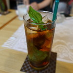 カフェ&レストラン コカブルー - ドリンク写真:ハーブティ@400