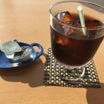 71761038 - はぜや珈琲のアイスコーヒー