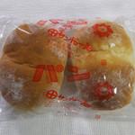 丸十サンドール - げんこつパン216円