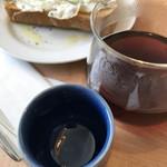 キューオーエルコーヒー - 珈琲とエッグトースト