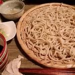 酒縁蕎亭 渉の盃 - 「レモン切り蕎麦」