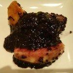 71762619 - 洋梨、ネクタリン、すいか、かぐら南蛮の黒米炒め