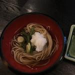 京そば処 志乃崎 草津西店 - スタートはお蕎麦から♪
