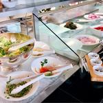 下町 DINING & CAFE THE sea - サラダコーナー