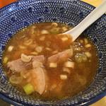 くり山 - スープ割り柚子入り