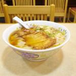 71764612 - 雲吞麺+揚げロース