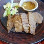 大戸屋 - 生姜醤油漬け炭火焼き牛たん