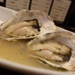 牡蠣 やまと - ☆牡蠣の白ワイン蒸し(●^o^●)☆
