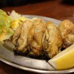 牡蠣 やまと - ☆【牡蠣 やまと】さん…牡蠣ステーキ(≧▽≦)/~♡☆