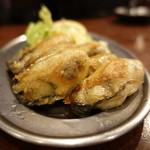 牡蠣 やまと - ☆牡蠣のステーキ…醤油焼き!(^^)!☆