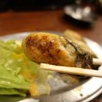 牡蠣 やまと - ☆醤油の香ばしさが素敵☆