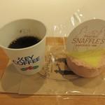 71767985 - チーズオムレットめん恋いちごオムレット(\200)
