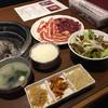 せんなり - 料理写真:せんなり特盛焼肉定食(200g) 1,100円