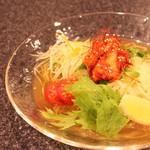 冷麺・辛冷麺