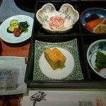 蟹御殿 - ②【朝食②】