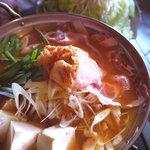 ふく手羽 - 野菜ベースのスープです☆