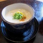味菜香 やま脇 - 大根の白味噌粕汁仕立て