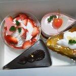 アンデケン - ケーキ