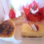 シェリー洋菓子店 - ケーキ