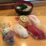 ていね鯉寿し - 料理写真:ランチ