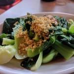 Sai woo - チンゲン菜