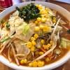 あしま園 - 料理写真:野菜ラーメン・辛味噌(700円)