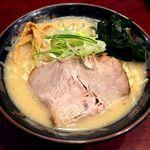 北海道ラーメン ひむろ - 札幌味噌らーめん¥780 2017.6.5