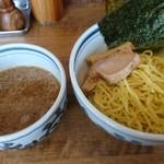 ラーメン サンガ - つけ麺(大)
