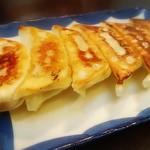 麺屋神楽 - ギョーザは300円