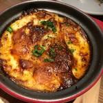 大衆ビストロ 煮ジル - ひき肉とポテトのグラタン