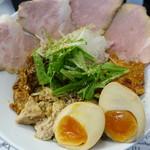ふく流ラパス 分家 ワダチ - 特製の鶏豚ベジブロス 三種の肉煮込み ~ラパスをがっつけ~