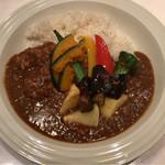 カレーの王様 - 野菜カレー ¥670