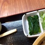武蔵野うどん なつ丸 -