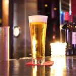 RESTAURANT DAZZLE - 生ビール