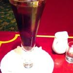 珈琲茶館 集 - 深煎りサイフォンアイスコーヒー