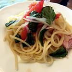 ティーベリー - スパゲティ