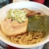 勢拉 - 料理写真:油そば中盛700円
