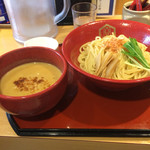 71782095 - オマール海老のクリームつけ麺