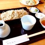蕎麦わたなべ - 料理写真: