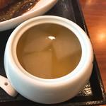 中国料理 仙ノ孫 - 夏のクールダウン薬膳スープ