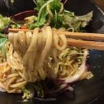 麺鮮醤油房 周月 - えび塩油そば(960円)