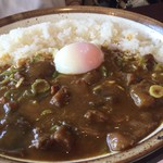 CoCo壱番屋 - 牛すじ煮込みカレー